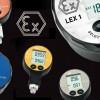 Manómetros digitales para utilización en áreas con riesgos de explosión (áreas EX). Manómetros digitales ATEX
